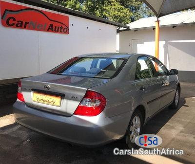 Toyota Camry 1.4 Automatic 2007