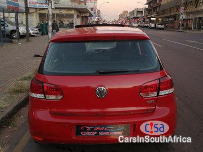 Volkswagen Golf 1.6 Manual 2012 in South Africa