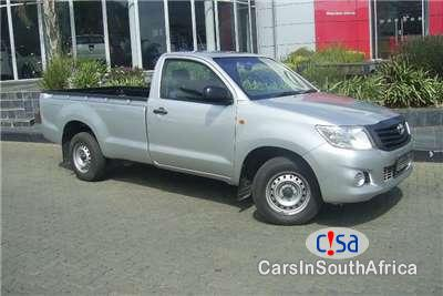 Picture of Toyota Hilux 2.5 Manual 2014