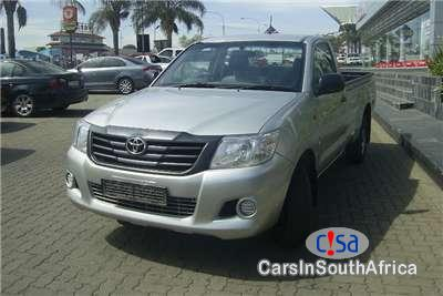 Picture of Toyota Hilux 2.5 Manual 2014 in Limpopo