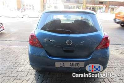 Nissan Tiida 1.6 Manual 2009 in South Africa