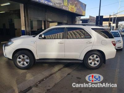 Picture of Toyota Fortuner 3.0 Manual 2010