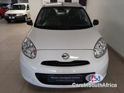 Nissan Micra 1.2 Manual 2017 in Western Cape
