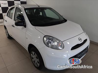 Nissan Micra 1.2 Manual 2017 in Western Cape - image