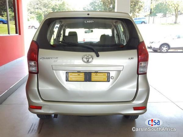 Toyota Avanza 1.5 Manual 2015