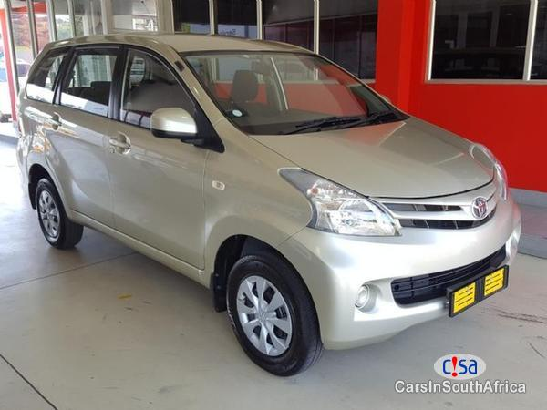 Toyota Avanza 1.5 Manual 2015 in South Africa