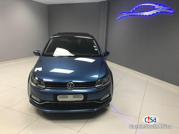 Volkswagen Polo 1.2Tsi Manual 2015 in South Africa