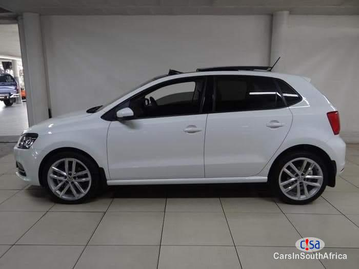 Picture of Volkswagen Polo 1.2Tsi Vw Manual 2015