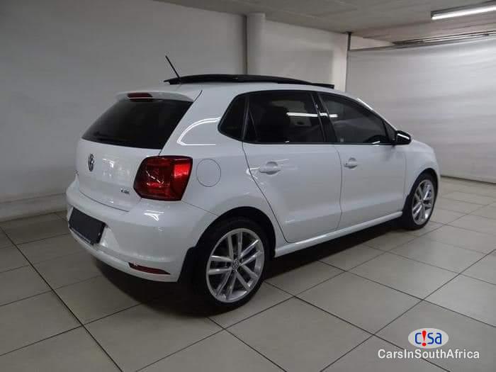 Volkswagen Polo 1.2Tsi Vw Manual 2015 in Limpopo