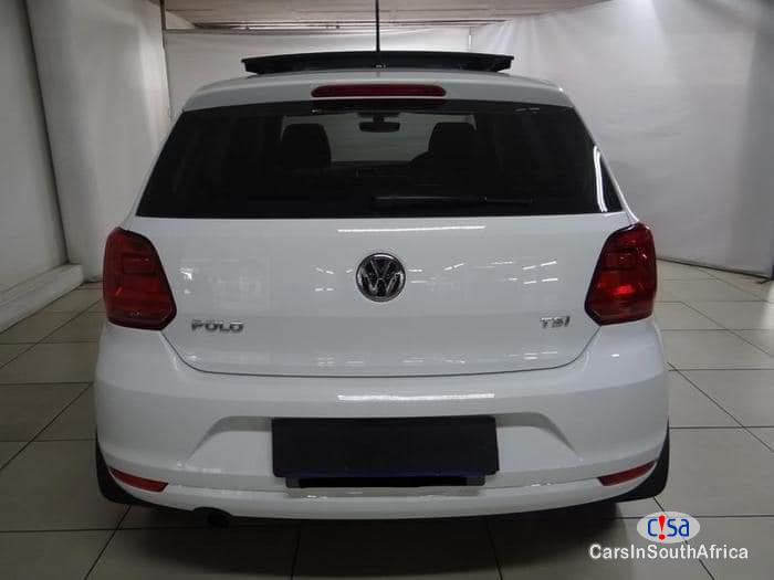 Volkswagen Polo 1.2Tsi Vw Manual 2015 in South Africa