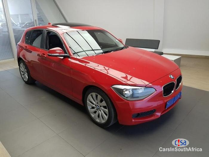 BMW 1-Series Manual 2017 in Western Cape