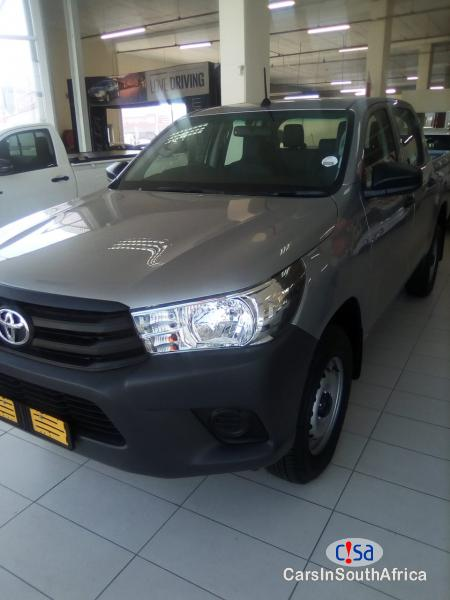 Pictures of Toyota Hilux Manual 2018