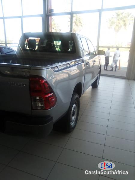 Toyota Hilux Manual 2018 in Mpumalanga