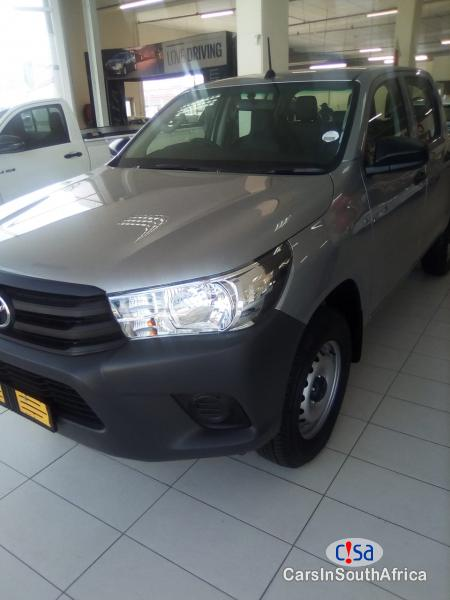 Toyota Hilux Manual 2018 in South Africa