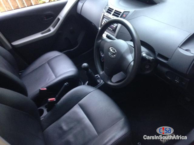 Picture of Toyota Yaris 1.3 T3 5 Door Manual 2010 in Limpopo