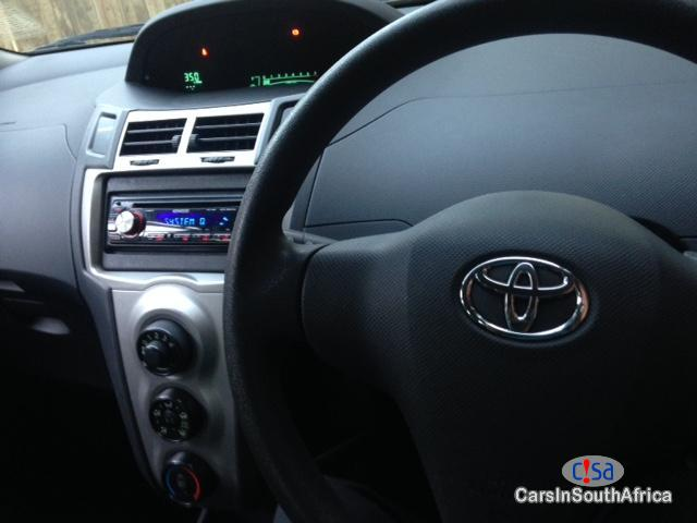 Picture of Toyota Yaris 1.3 T3 5 Door Manual 2010 in South Africa