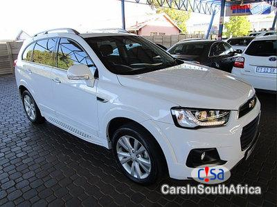 Chevrolet Captiva 2.0 Automatic 2016 in South Africa
