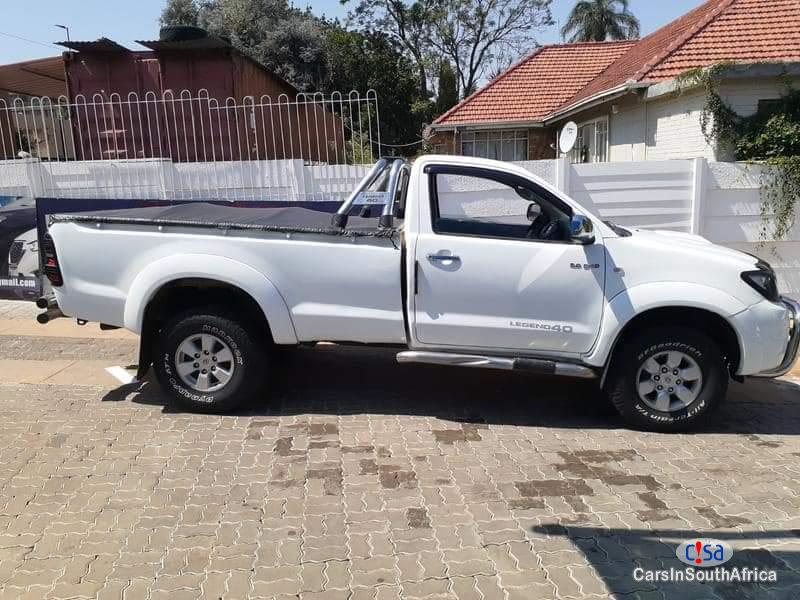 Picture of Toyota Hilux 2015 TOYOTA HILUX 3.0D4D LEGEND 40 For Sell 0732073197 Manual 2015