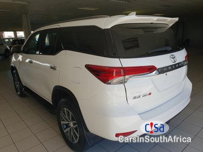 Toyota Fortuner 2.0 Automatic 2017 in Western Cape