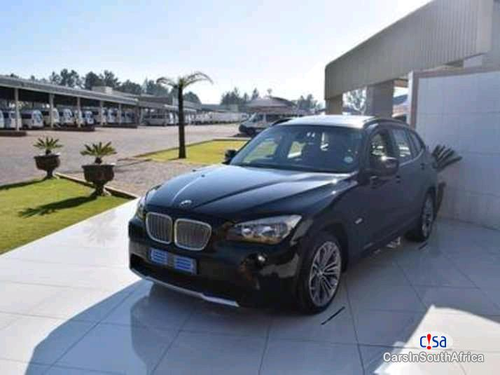 Picture of BMW X1 2.5 Automatic 2010