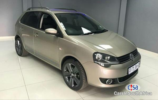 Picture of Volkswagen Polo Manual 2014