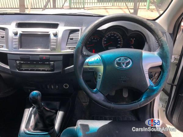 Picture of Toyota Hilux Manual 2015 in South Africa