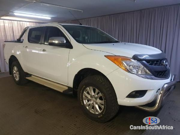 Picture of Mazda BT-50 Manual 2014