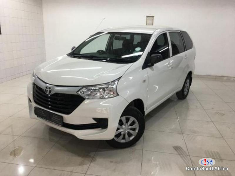 Picture of Toyota Avanza Manual 2018
