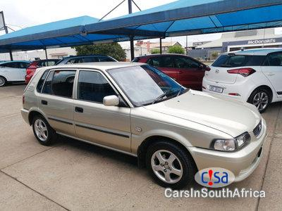 Pictures of Toyota Tazz 130 Manual 2005