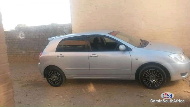 Pictures of Toyota Runx 1.6 Automatic 2007