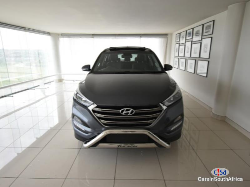 Picture of Hyundai Tucson 2.0 Automatic 2019