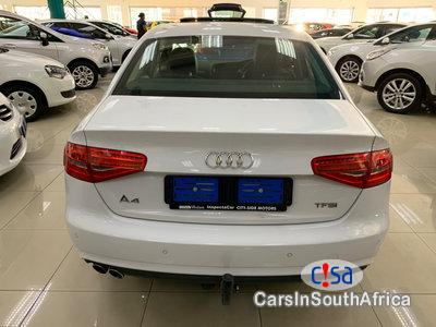 Audi A4 2.8 Manual 2012