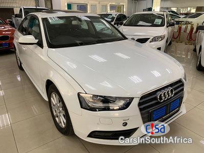 Audi A4 2.8 Manual 2012 in South Africa