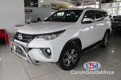 Picture of Toyota Fortuner 2.4GD.R.6 Automatic 2018