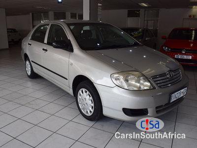 Toyota Corolla 1.6 Manual 2006