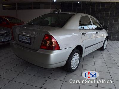 Toyota Corolla 1.6 Manual 2006 in South Africa
