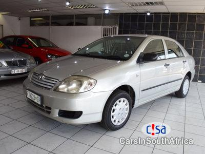 Picture of Toyota Corolla 1.6 Manual 2006 in Limpopo