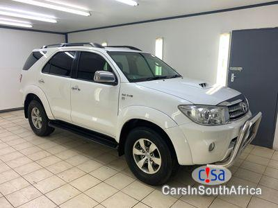 Picture of Toyota Fortuner 3.0l 4x4 IN GOOD CONDITION Manual 2016