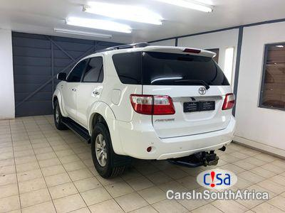 Toyota Fortuner 3.0l 4x4 IN GOOD CONDITION Manual 2014 in South Africa