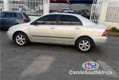 Picture of Toyota Corolla 180i Gsx Manual 2005