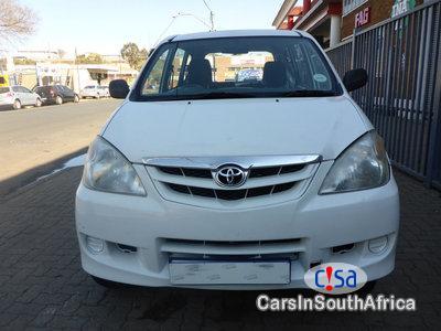 Picture of Toyota Avanza 1.5 Sx Manual 2011