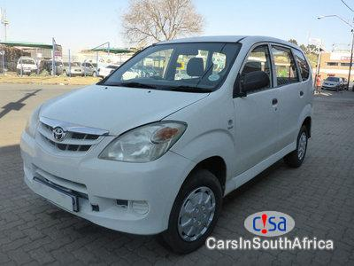 Toyota Avanza 1.5 Sx Manual 2011