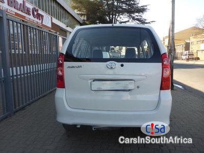 Toyota Avanza 1.5 Sx Manual 2011 in South Africa