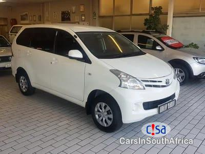 Picture of Toyota Avanza 1.5 Sx Manual 2012
