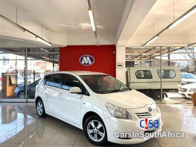 Picture of Toyota Verso 1.8 Manual 2010
