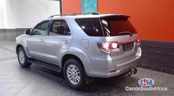 Toyota Fortuner 3.0d-4d Automatic 2014 in Free State