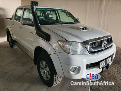 Picture of Toyota Hilux 3.0 Automatic 2010