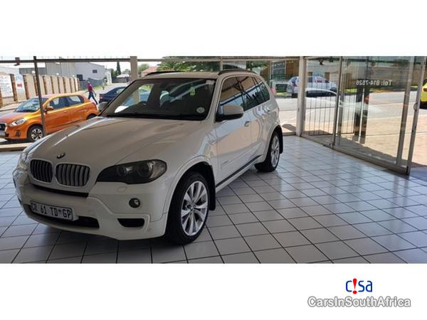 Pictures of BMW X5 Automatic 2012