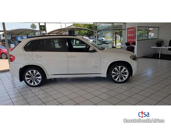 BMW X5 Automatic 2012