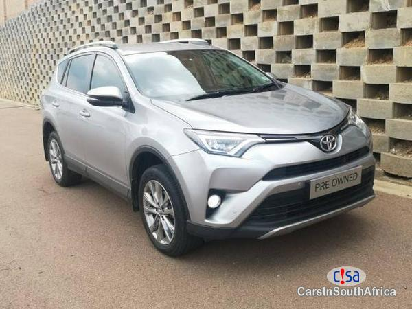 Picture of Toyota RAV-4 Manual 2016